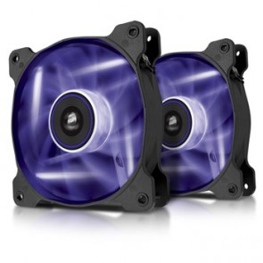 Ventilador Corsair AF120 - Led Púrpura-Dual- 120mm