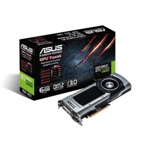 Asus GeForce GTX TITAN 6GB