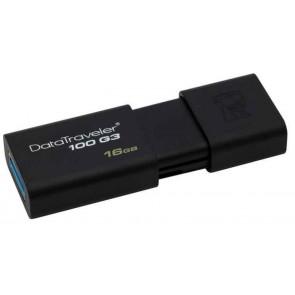 Pendrive Kingston 16GB Data Traveler 3.0 - DT100G3/16GB