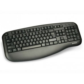 Teclado A4Tech KL-30 Slim  Keyboard - PS/2