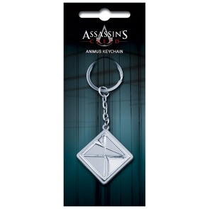 Llavero Metal Assassins Creed - Animus