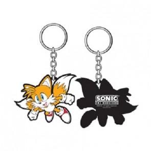 Llavero Sonic - Tails volando