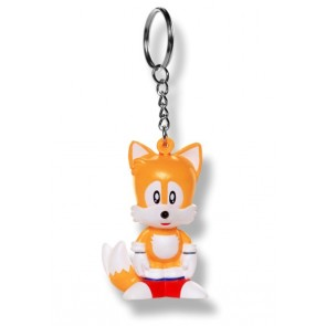 Llavero Sonic - Tails - Anti Stress