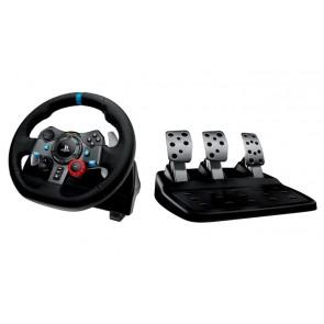 Volante Logitech G29 Racing Wheel- PS3/ PS4 + Alfombrilla 1337 Viper L Gratis