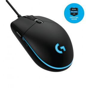 Ratón Logitech G Pro Gaming - 12000DPI - Negro