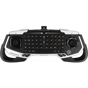 Gamepad Mad Catz S.U.R.F.R - Gloss Black/Silver