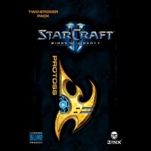 Pegatina Starcraft 2 Protoss