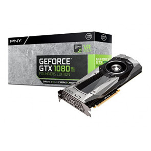 PNY GeForce GTX 1080Ti FOUNDERS EDITION 11GB