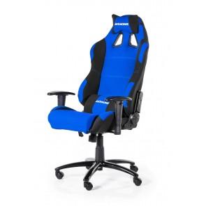 Silla AKRACING Prime AK-7018-BL - Negra/Azul