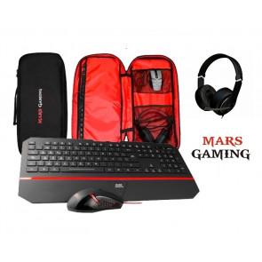 Pack Mars Gaming MCP2 + MMHA1