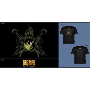 Camiseta Jinx WOW Rogue Class - Talla L