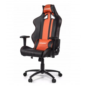 Silla AKRACING Rush - Negra Marrón