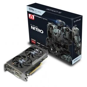 Sapphire R7 370 4GB - NITRO Dual-X OC