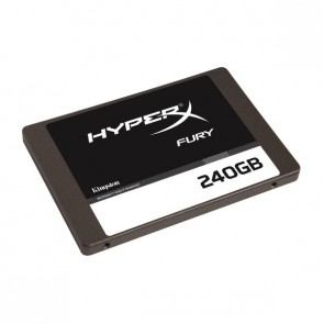 Kingston Technology HyperX FURY SSD - 120GB