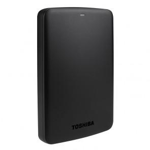 """Disco Duro Externo Toshiba 2,5"""" Basic Black - 3TB"""