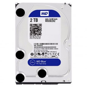 Disco Duro Western Digital Blue - WD20EZRZ - 2TB