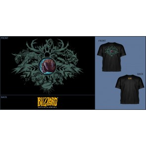 Camiseta Jinx WOW Druid Class - Talla M