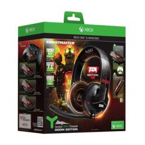 Auriculares Thrustmaster Y-350X Doom Ed- Xbox One