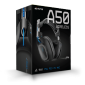 Auriculares Astro Gaming A50 PS - 7.1 + MixAmp TX
